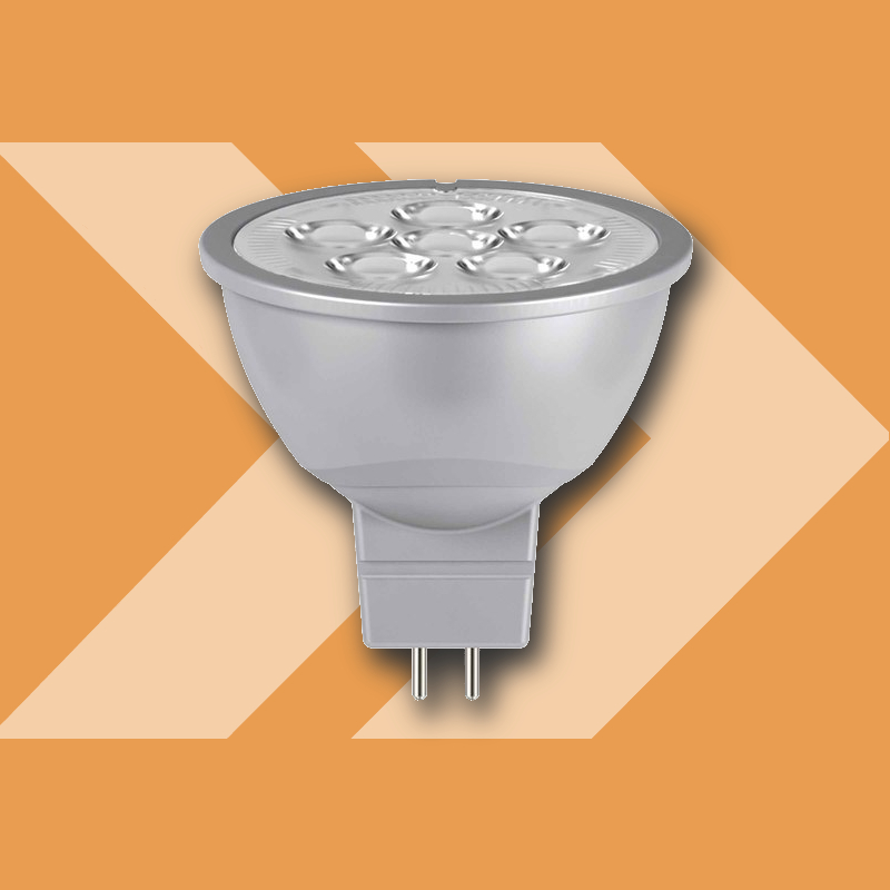 MR16 12V LED 7W - Dimmable